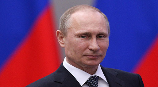 2/3 of Russians to Vote for Putin If He Runs for New Presidential Term