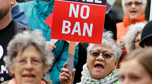 US Court Deals Blow to Trump Travel Ban