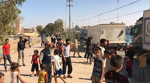 'We Lived In Fear & Horror': Deir Ezzor Residents after Daesh Siege