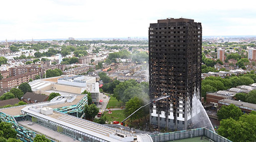 Grenfell Tower Fire: Inquiry Opens, Survivors' Confidence Low