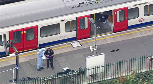 London Subway Station Blast: Trump's Comment Angers UK, Daesh Claims Attack