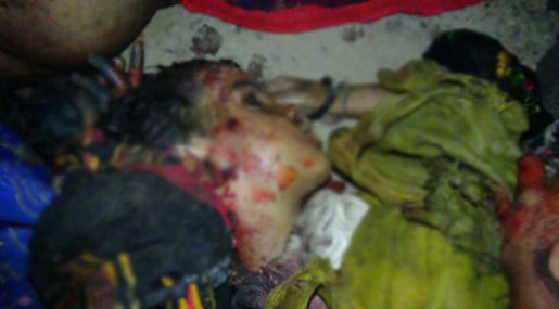 In Photos: Yemeni Children, Women Martyred by Saudi Raid on Sanaa