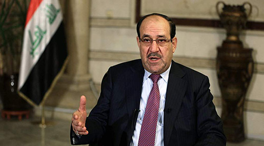 Iraq's Maliki Warns Against «Second 'Israel'» in Kurdistan