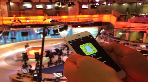 Qatar Row: Snapchat Blocks Al-Jazeera in Saudi Arabia
