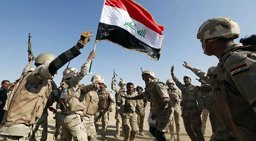 Offensive to Recapture Iraq's Anbar Begins