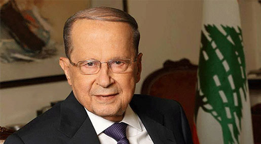 Lebanese President from NY: Army Can Stand Up to Terrorism, Terrorists