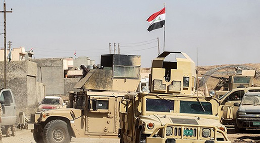 Battle for Anbar: Iraqi Forces Begin Op. to Retake Hawija from Daesh
