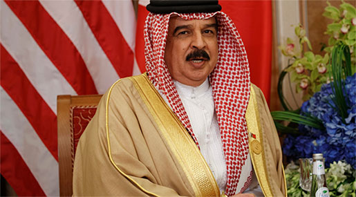 Rabbis Say Bahrain King Wants to Stop Arab Boycott of 'Israel'