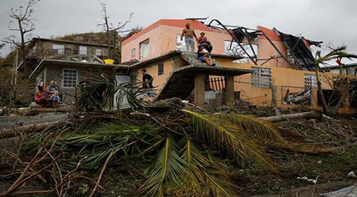 Hurricane Maria Skirts Turks & Caicos as Puerto Rico Endures Fresh Flooding