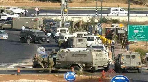 Heroic Palestinian Op.: Three «Israelis» Killed, 1 Injured in Northern Al-Quds