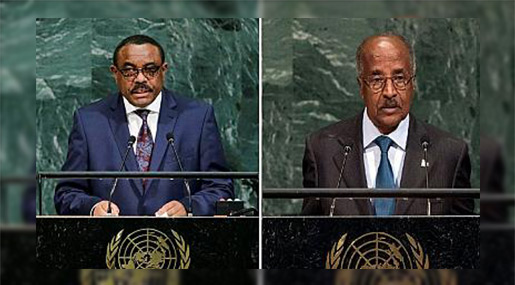 Eritrea to UN: Ethiopian Occupation Threat to Horn of Africa