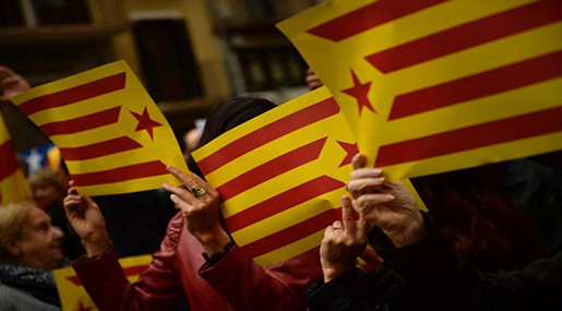 Catalonia Referendum: Spain's Crackdown on Independence Only Boosting Its Support