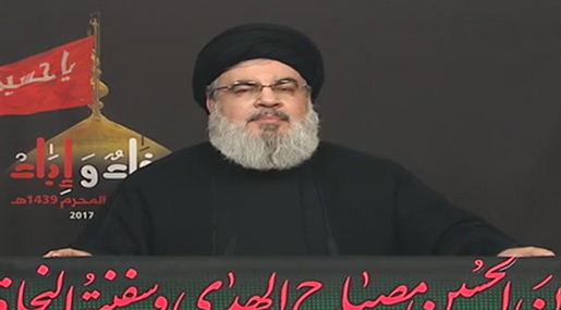 Sayyed Nasrallah To 'Israelis':  Leave Palestine because in Any New War You'll Have No time