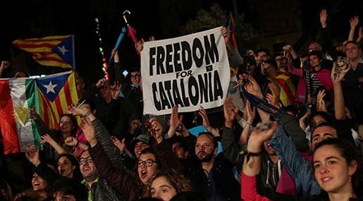 Catalan Referendum: 90% of Catalonians Vote 'Yes' To Independence