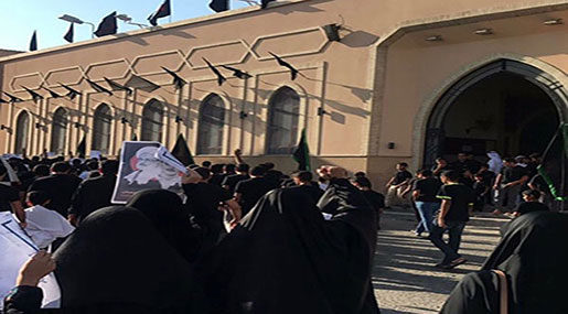 Bahrain Crackdown: Regime Arrests Organizers of Main Ashura Memorials