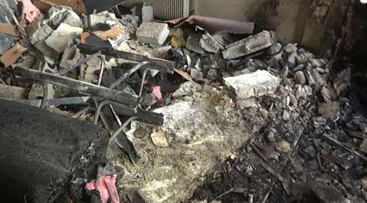 Damascus Terrorist Blasts: 15 Martyred, Dozens Injured