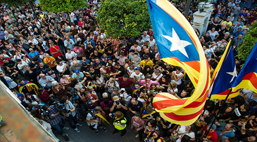Catalonia: Spain Court Orders Catalan Independence Session Suspended