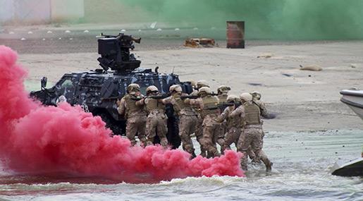US Military Halts Exercises over Qatar Crisis