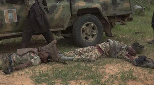 Daesh Terrorists Ambush Nigerian Army Convoy, Execute All Soldiers