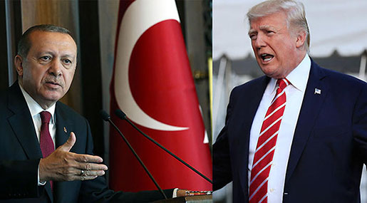 US, Turkey Suspend Visa Services in Escalating Row