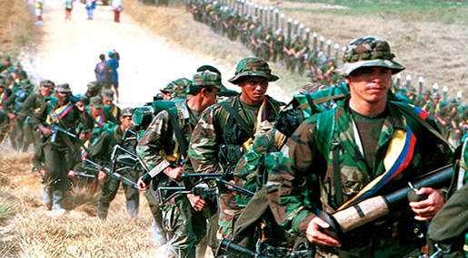 Colombia FARC Group Officially Registers Its Political Party