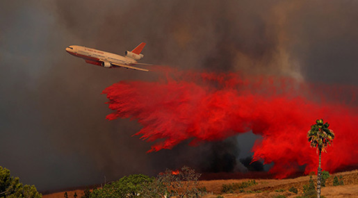 California Wildfires: 10 Dead, 100+ People Missing