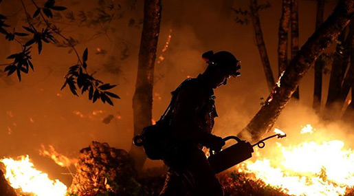 California Wildfires: Toll Rises to 31, 100s Still Missing