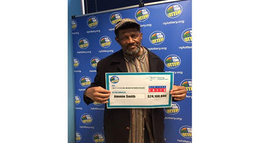 Grandfather Discovers $24m Winning Lottery Ticket in Old Shirt 2 Days before Expiration
