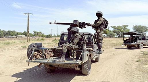 Boko Haram Affiliates Surrender in N Cameroon
