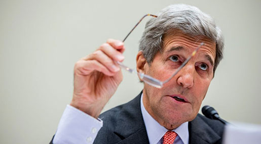 Kerry: Trump Creating Int'l Crisis over Iran Deal