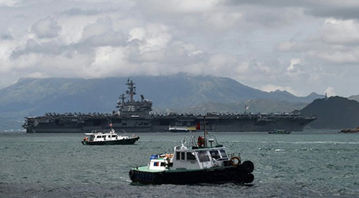 US, SKorea Start Major Navy Drill
