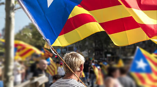 Independence Decision Day Looms in Catalonia