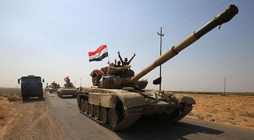 Iraqi Forces Establish Security in Kirkuk