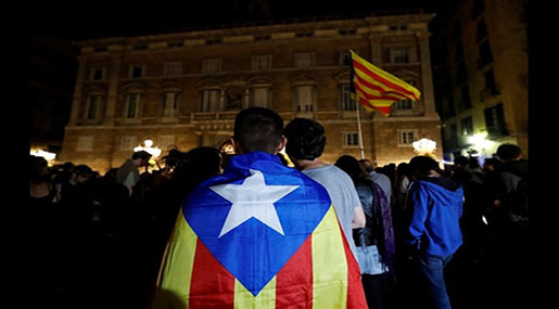 Catalonia: New Protests after Secession Leaders Jailed