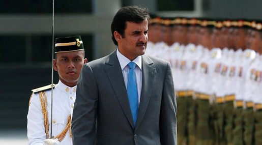 Qatar Row: Emir Says Open to Dialogue to Resolve Gulf Crisis