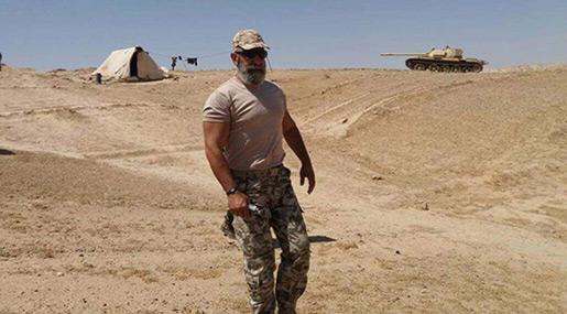 Syrian Crisis: Prominent Army Cmdr. Martyred in Deir Ez-Zor