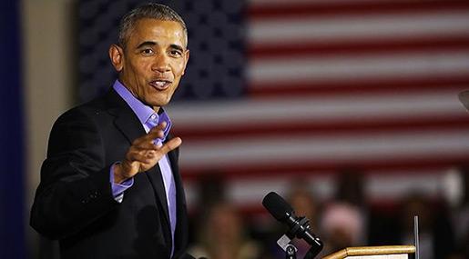 Obama Back: No for Politics of Division