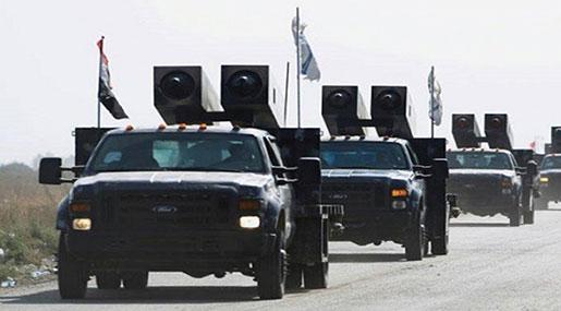 Iraqi Forces Restore Entire Kirkuk Province
