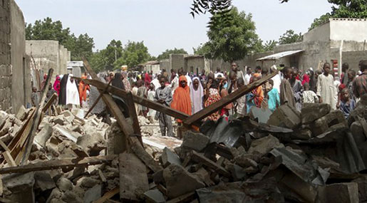 Nigeria: Suicide Attack Claims 13 Lives in Northeast Maiduguri