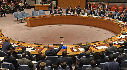 Russia Vetoes UNSC Resolution on Renewing Syria CW Probe
