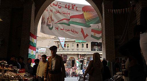 Kurdish Referendum: Kurds Freeze Secession, Call for Ceasefire