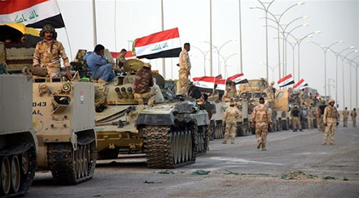 Iraqi Forces Start Offensive to Liberate Daesh's Last Haven in the Country