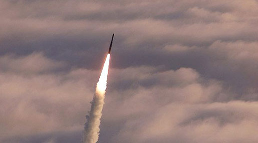 Russia Successfully Tests Ballistic Missiles from Land, Air & Sea