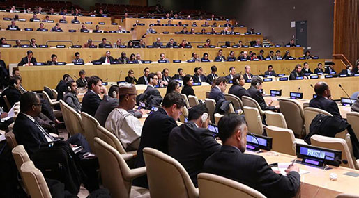 Syria Rejects OPCW-UN Joint Investigative Mechanism Report