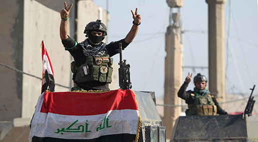 Iraq May Be Coming To the End of 40 Years of War