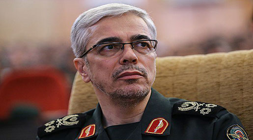 Chief of Iran's Armed Forces: We Will Quit the Nuclear Deal Once Sanctions are Re-Imposed