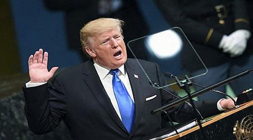 Rouhani Refused To Meet Trump during UNGA 72