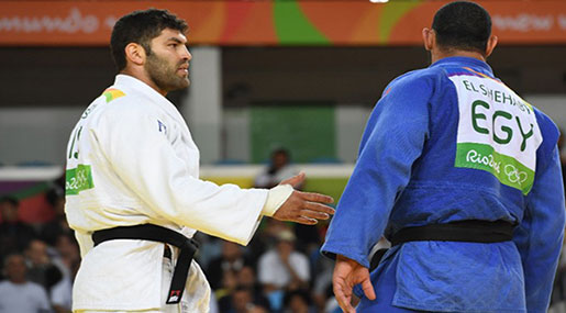 UAE Officials Apologize To 'Israeli' Judo Team after Handshake Snub!