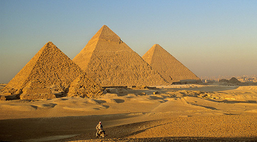 Breakthrough Discovery Inside Giza Pyramid Baffles Scientists