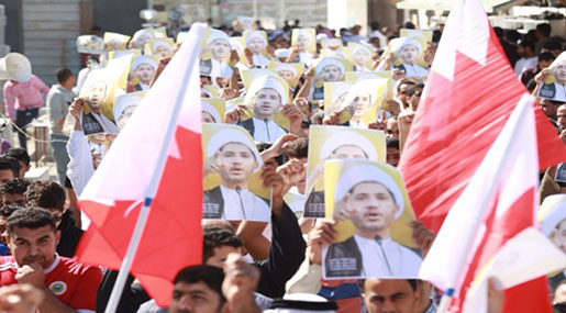 Bahrain Crackdown: Al-Wefaq Considers Accusing Sheikh Ali Salman of Spying is Ridiculous